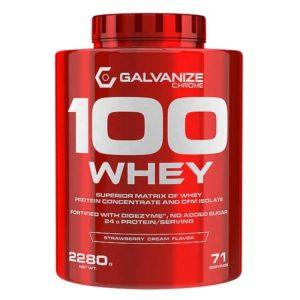 Galvanize Nutrition 100 Whey
